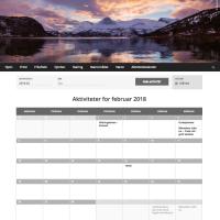 Kalender fjordinord