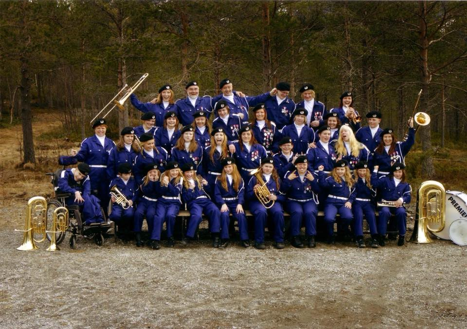 Nordbygda skolekorps